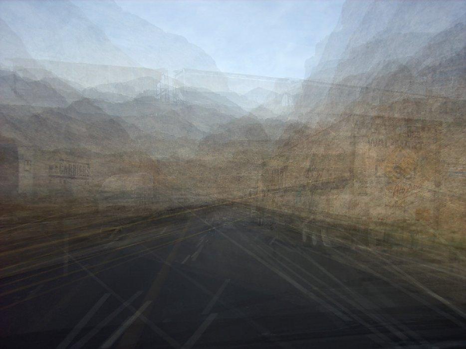 Artbits galerie f r digitale kunst american roadscapes for California chiude l utah